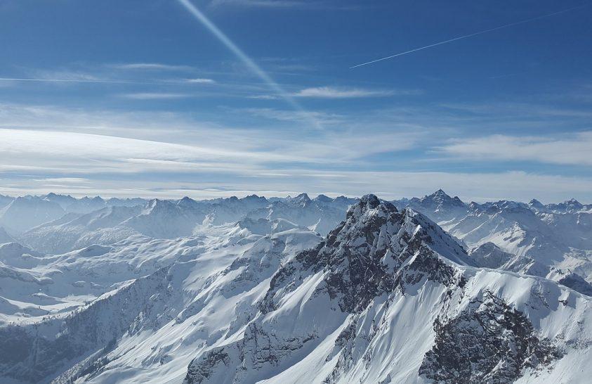 72 éve elveszett repülő került elő az Alpokban