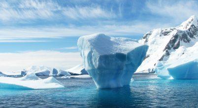 A legmasszívabb jég kezdett töredezni az Arktiszon