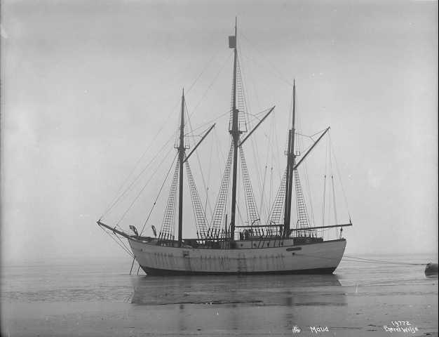 Száz év után hazatért Amundsen hajója