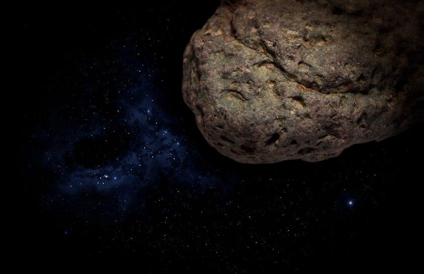 Méretes aszteroida fog elhaladni a Föld mellett