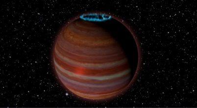 Furcsa égitestet találtak a Naprendszeren kívül