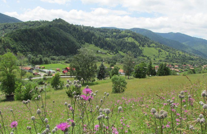 Látogatóban Gyimesbükkön az 1000 éves magyar határnál