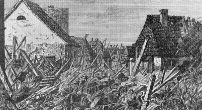 A 19. századi nagy miskolci árvíz
