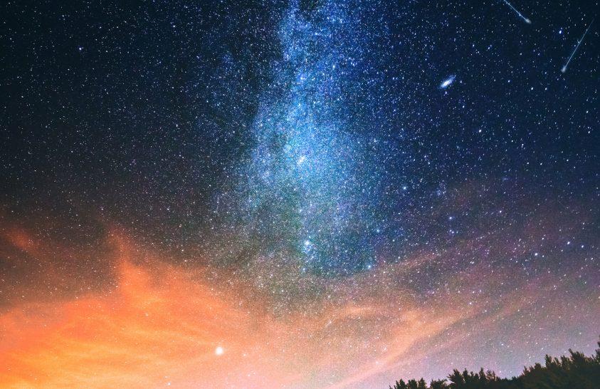 A nap képe: Sötétvölgyi éjszaka
