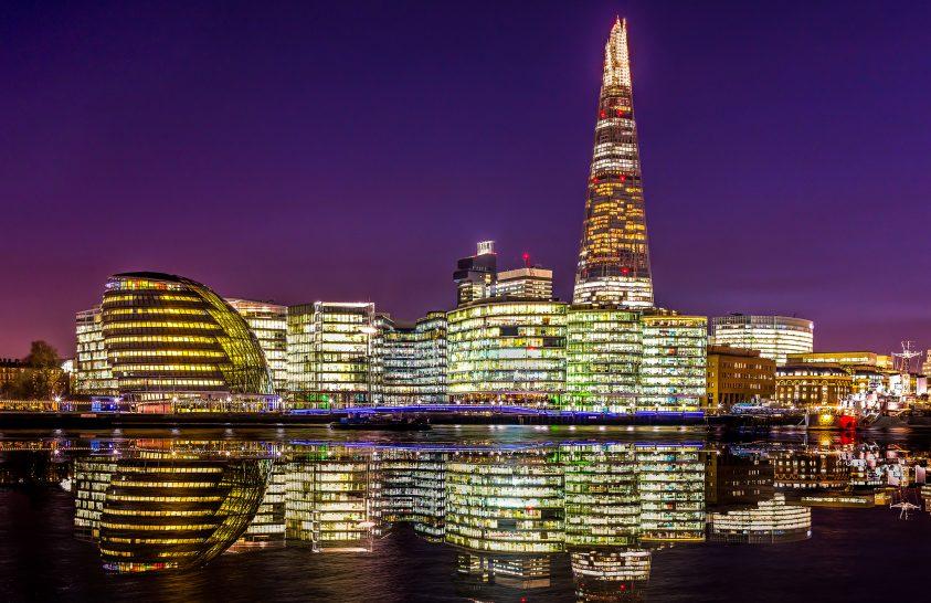 A nap képe: London felhőkarcolója