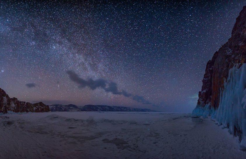 A nap képe: Szibéria csillagai