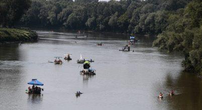 Tiszai expedíció a műanyagszennyezés felmérésére