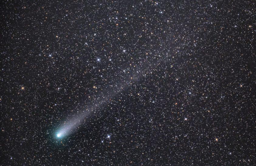 2018. szeptember asztrofotója: Földközelben az év üstököse