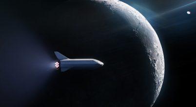 Űrturista repülhet a Hold körül