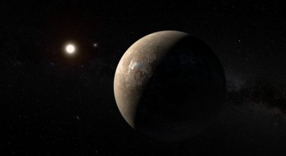 Lehet élet a legközelebbi exobolygón?