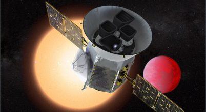 Megtalálta az első bolygót a NASA új szondája