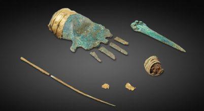 Páratlan leletet találtak Svájcban