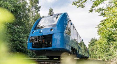 Környezetbarát vonatok