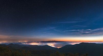 A nap képe: Dobogókői pirkadat