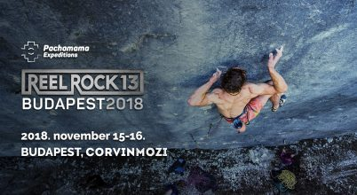 Reel Rock 13 – Budapest