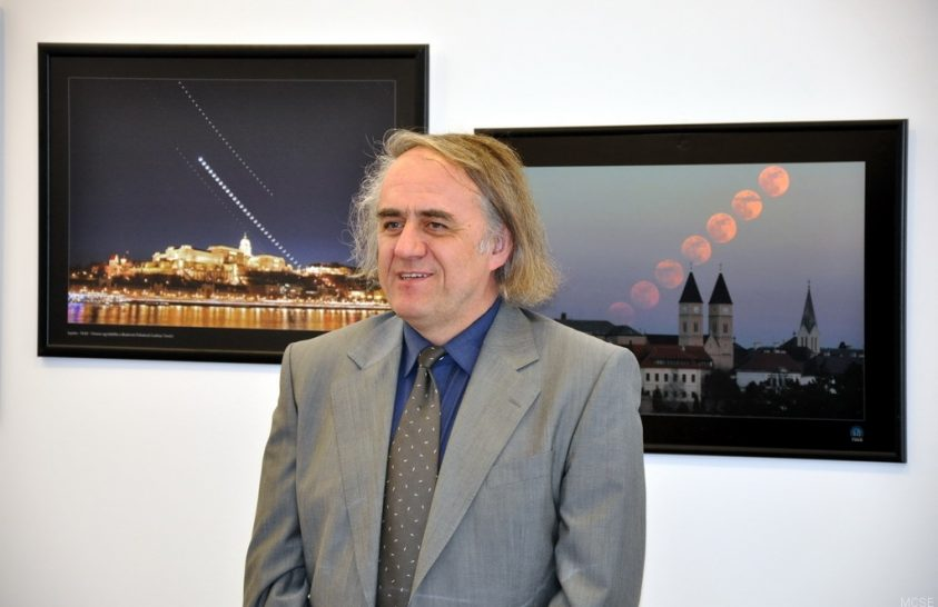 Magyar csillagász nemzetközi életműdíja