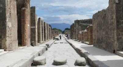 Izgalmas leletekre bukkantak Pompeiiben