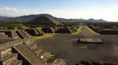Titkos kamrát találtak egy mexikói piramisban
