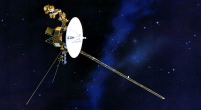 Hamarosan elhagyja a Naprendszert a 40 éves űrszonda
