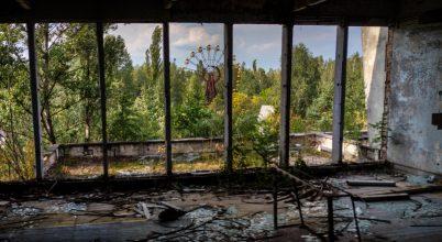 Feltámad Csernobil