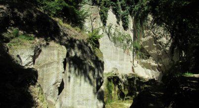 A Pilis-Visegrádi-hegység sejtelmes szurdokvölgye