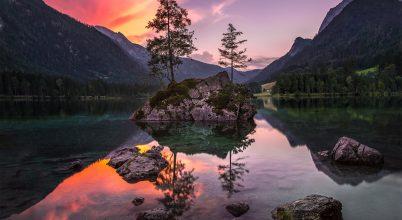 A nap képe: Hintersee