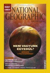 National Geographic 2010. januári címlap