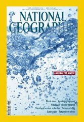 National Geographic 2010. áprilisi címlap