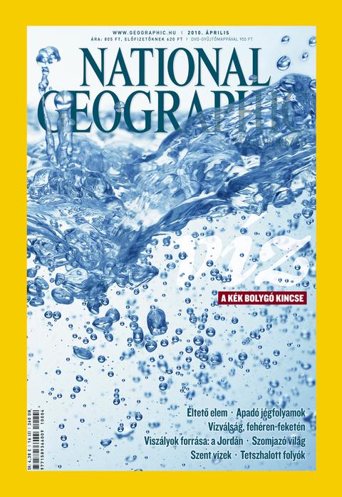National Geographic Magazin - 2010. április