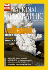 National Geographic 2010. májusi címlap