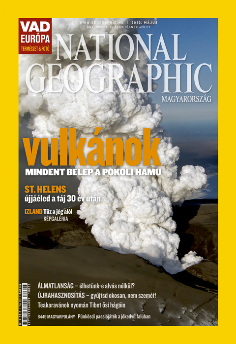 National Geographic Magazin - 2010. május