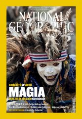 National Geographic 2010. júniusi címlap