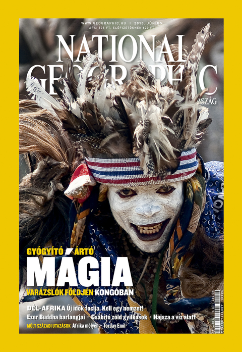 National Geographic Magazin - 2010. június