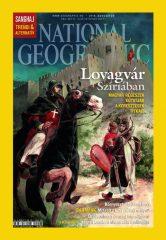 National Geographic 2010. augusztusi címlap