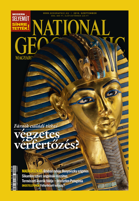 National Geographic Magazin - 2010. szeptember