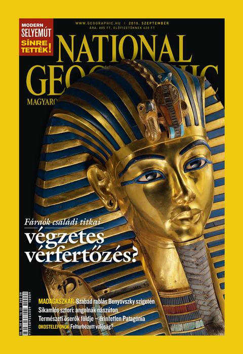 National Geographic Magazin - 2010. szeptember