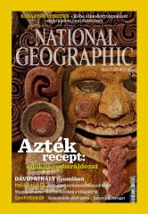 National Geographic 2010. decemberi címlap