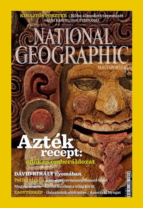 National Geographic Magazin - 2010. december