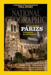 National Geographic 2011. februári címlap