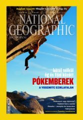 National Geographic 2011. májusi címlap