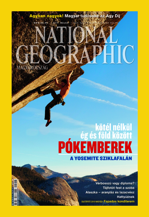 National Geographic Magazin - 2011. május