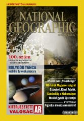 National Geographic 2011. júniusi címlap