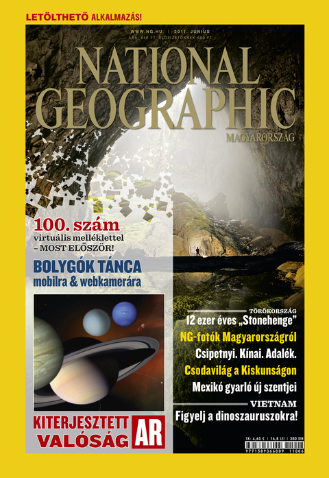 National Geographic Magazin - 2011. június