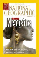 National Geographic 2011. júliusi címlap