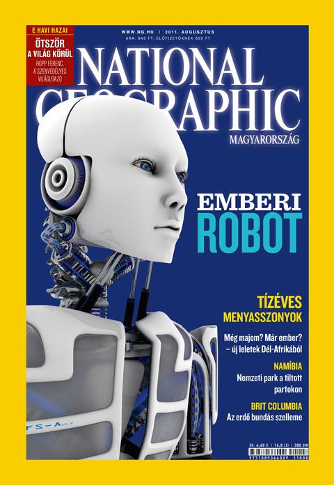 National Geographic Magazin - 2011. augusztus