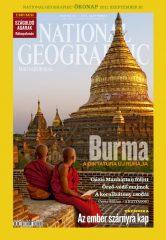 National Geographic 2011. szeptemberi címlap