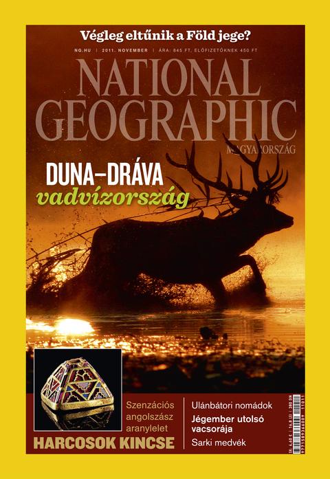 National Geographic Magazin - 2011. november