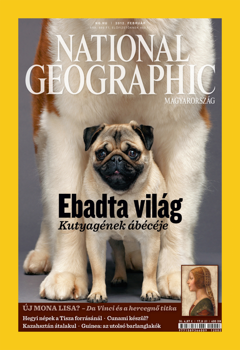 National Geographic Magazin - 2012. február