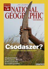 National Geographic 2012. márciusi címlap