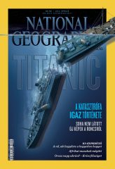 National Geographic 2012. áprilisi címlap